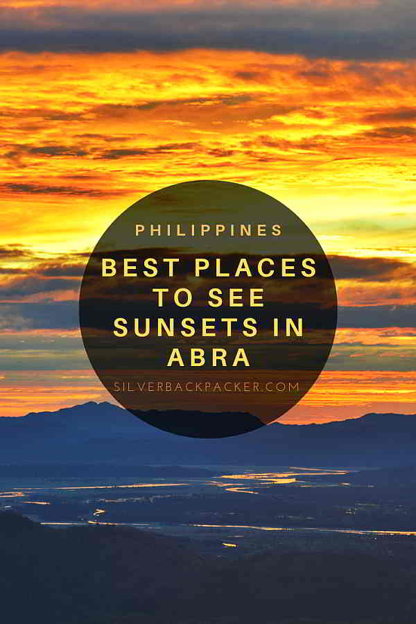 Best Places to watch sunset in Abra, Philippines