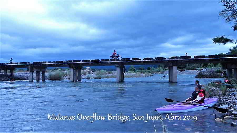 Malanas Bridge, San Juan, Abra