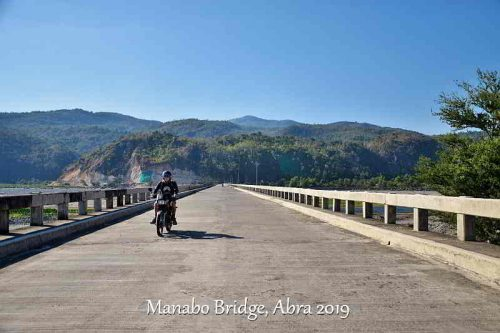 Manabo Bridge, Abra, Philippines silverbackpacker