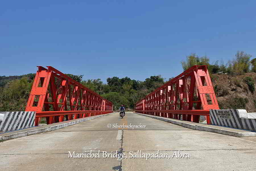 Manicbel Bridge, Sallapadan, Abra