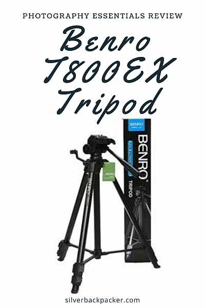 Benro T800EX Tripod Review by Silverbackpacker
