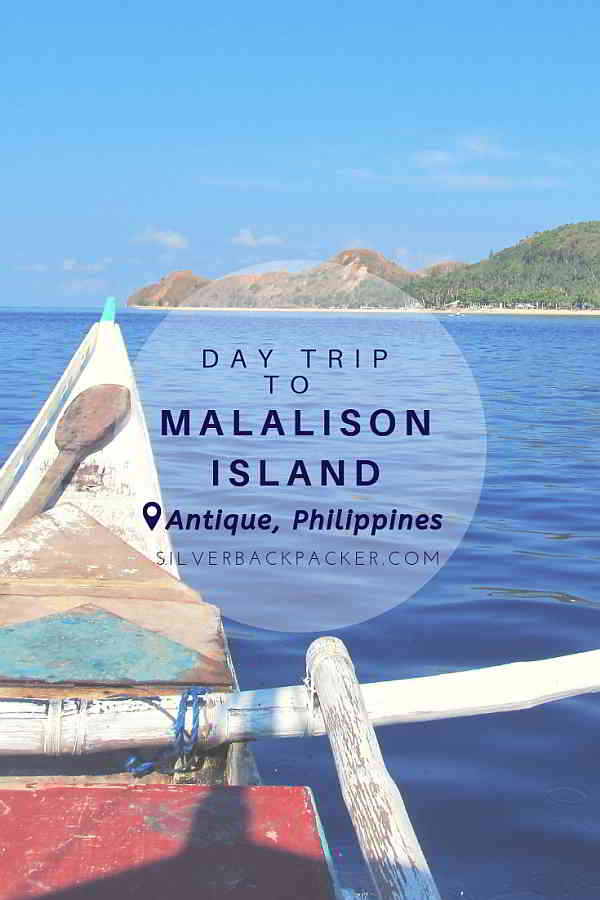 Day trip to Malalison Island, Antique, Philippines
