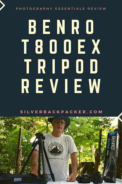 Benro T800EX Tripod Review