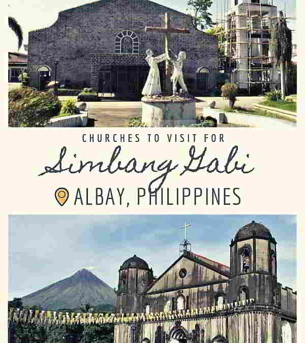 Albay Churches to Visit for Seasonal Pilgrimages Pt.2