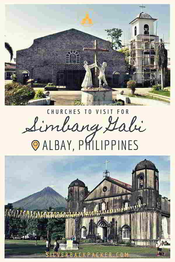 Albay Churches to Visit for Seasonal Pilgrimages Simbang Gabi, Visita Iglesia Albay