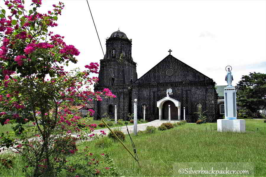 Bacacay Church, Albay, Philippines