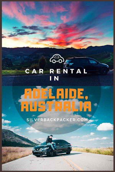 Car rental Adelaide, Australia