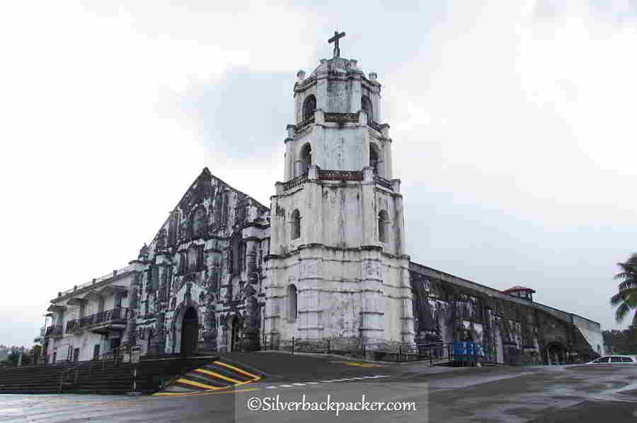 Daraga Church, Albay, Philippines