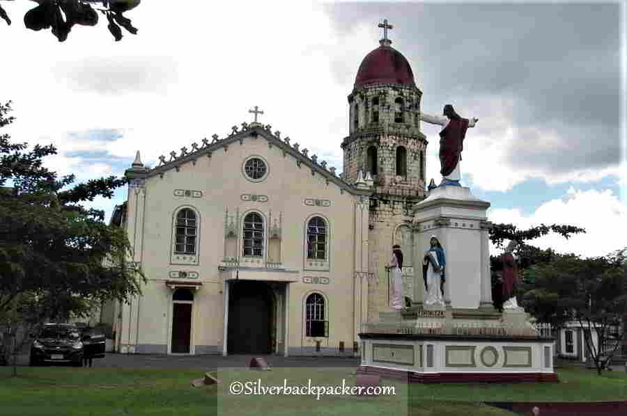 Guinobatan Church, Albay, Philippines
