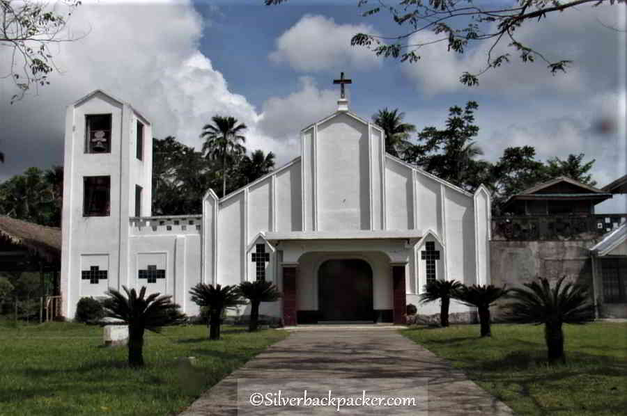 Jovellar Church, Albay, Philippines