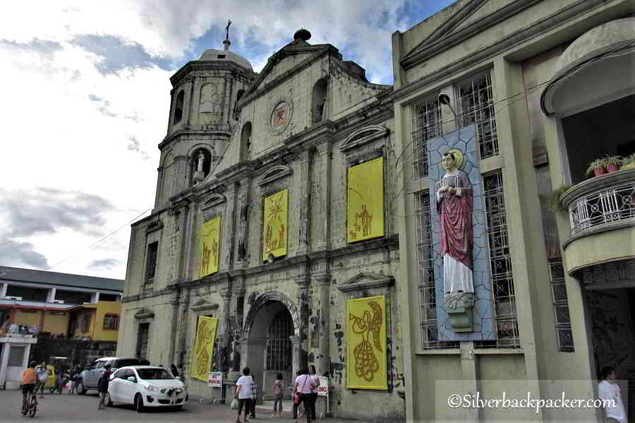 Ligao Church, Albay, Philippines