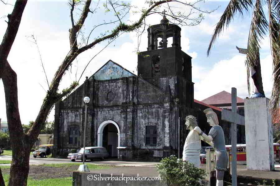 Malinao Church, Albay, Philippines