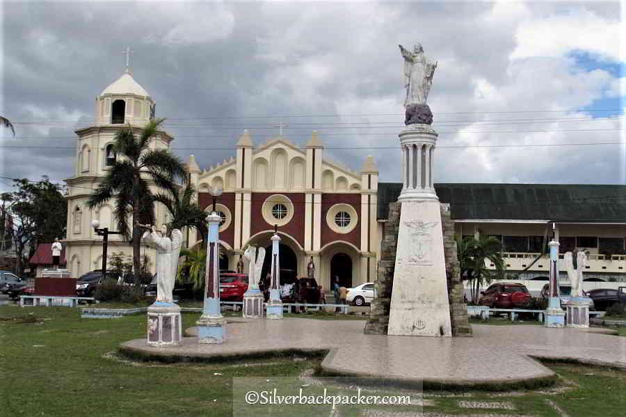 Polangui Church, Albay, Philippines