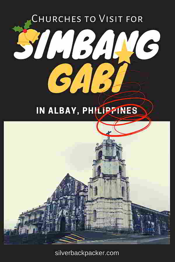 Simbang Gabi Pilgrimage in Albay Bicol Philippines