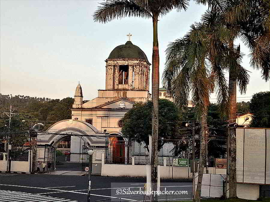 St Gregorio Cathedral, Albay, Philippines