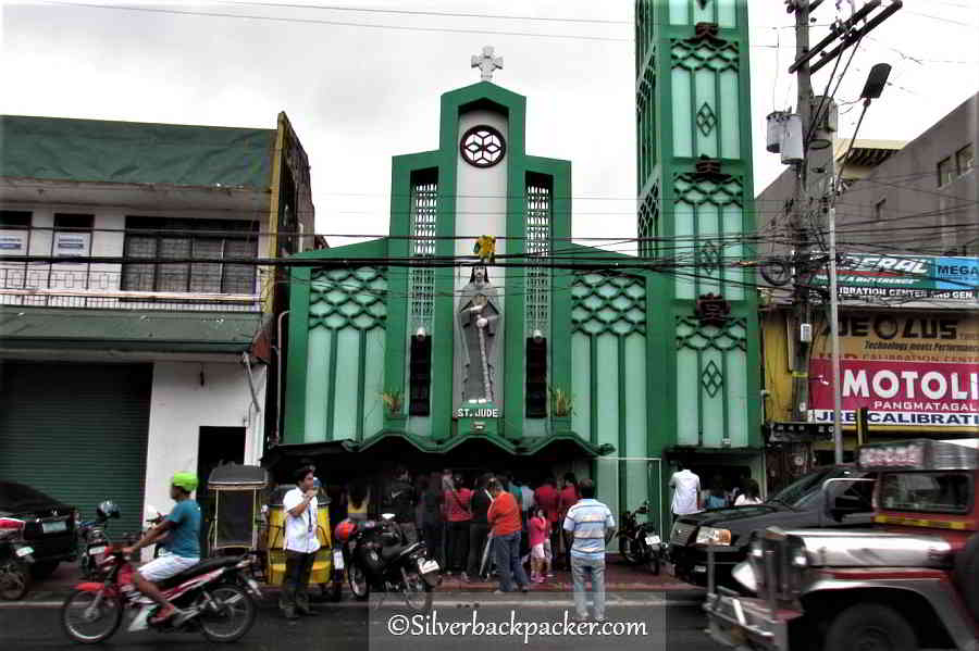 St Jude Church, Legazpi, Albay, Philippines
