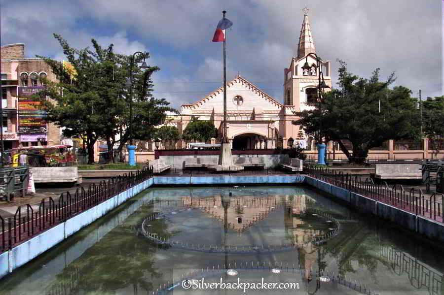 St Raphael Church, Legazpi, Albay, Philippines