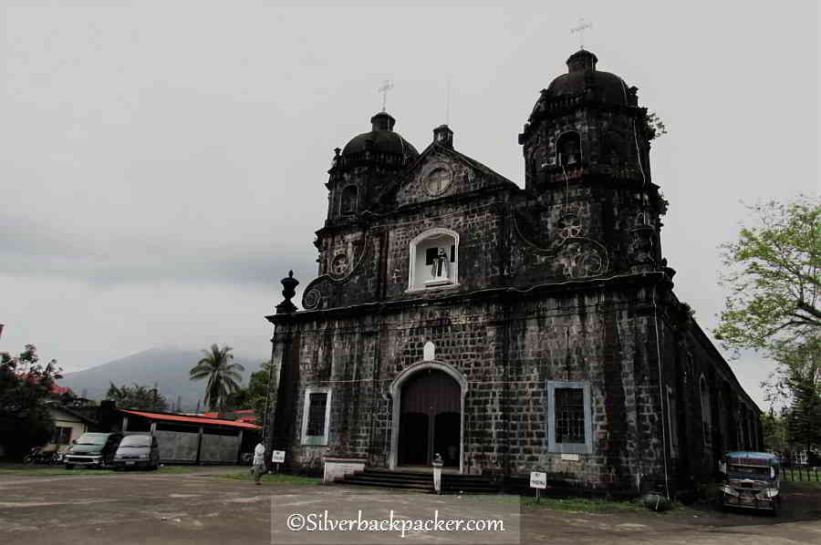 Sto. Domingo Church, Albay, Philippines