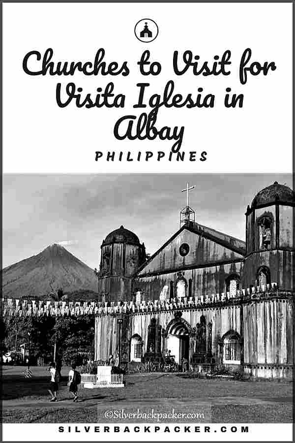 Visita Iglesia Albay Pilgrimage to Seven Churches in Albay, Bicol