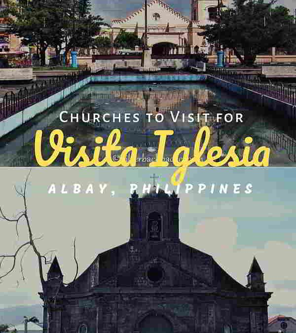 Albay Churches to Visit for Seasonal Pilgrimages Pt.1