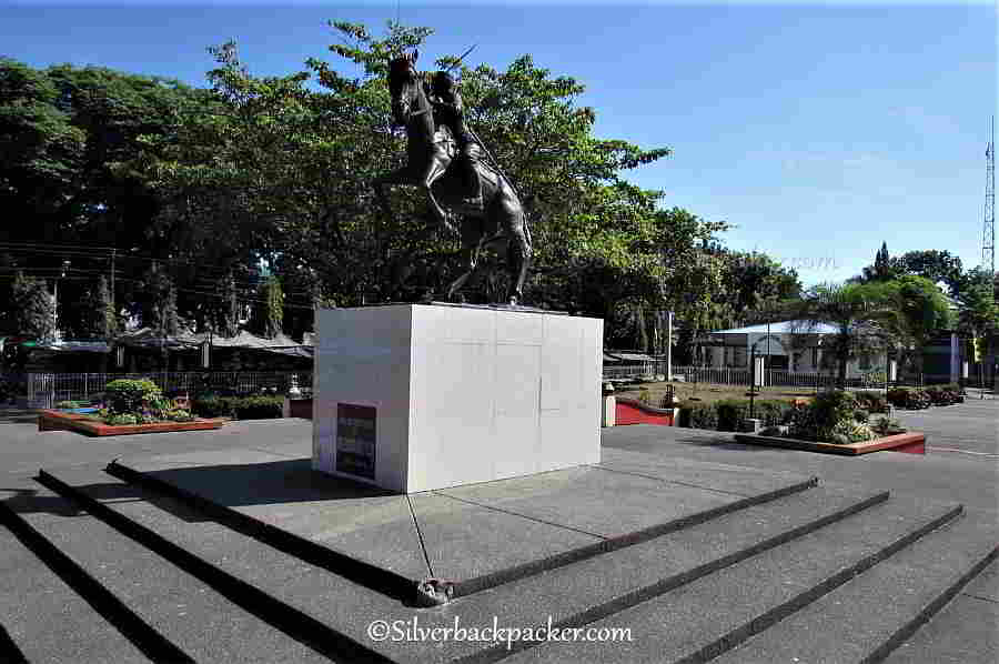 General Leandro Fullon Shrine, Hamtic Plaza, Historical Markers and Monuments Antique, Philippines