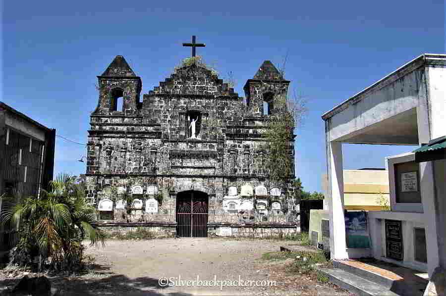 Hamtic Cemetery Chapel, Antique, Philippines