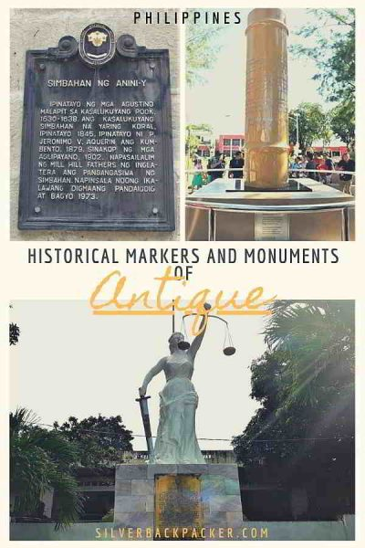 Historical Markers of Antique, Philippines