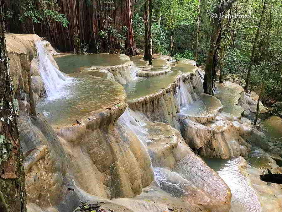 Kaparkan Falls, Tineg, Photos of Abra 2019