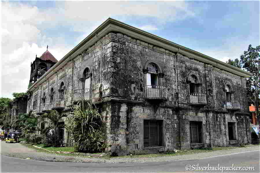 Old St Augustine Church and Convent, Patnongan, Historical Markers and Monuments Antique, Philippines