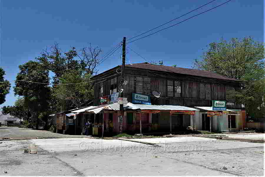 Old house owned by Sinforoso Figueras, the first municipal mayor of Pidigan from 1913 to 1919 and from 1943 to 1945.