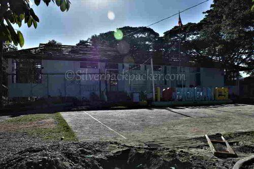 Pidigan gabaldon building under restoration 2019