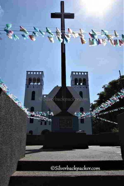 St. Monica Church Hamtic, Antique, Philippines