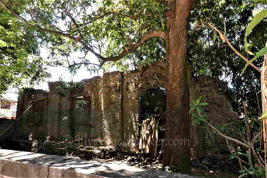 ruins of bringas house a cultural properties of pidigan