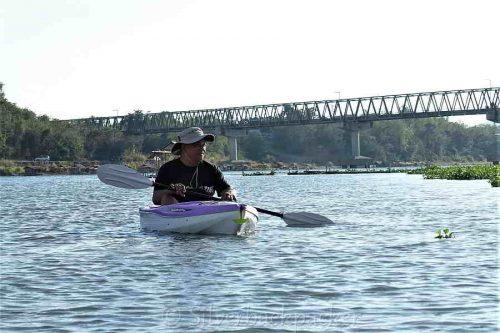 Abra River Kayaking Mudeng, La Paz, Abra