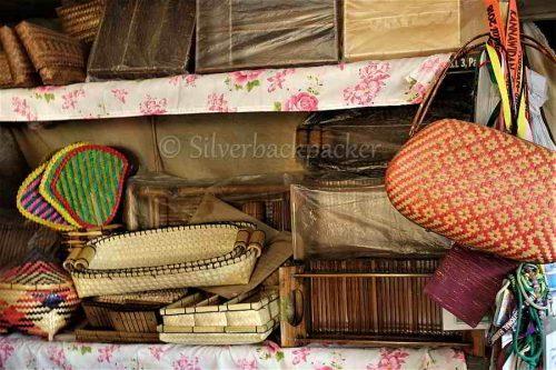 Barcenas Bamboo Crafts, Udangan, Abra, Philippines