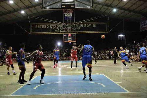 Cong JB Bernos Basketball, La Paz, Abra