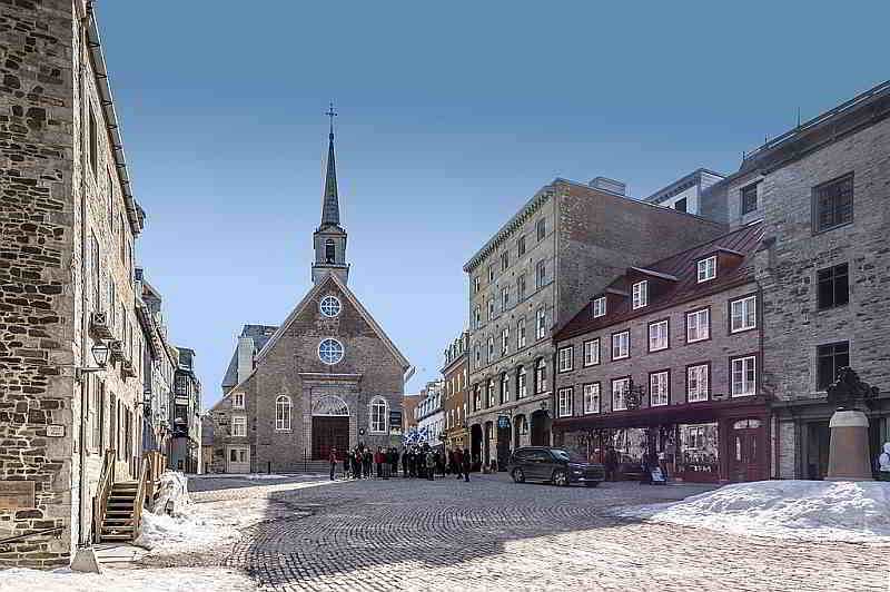 Places to visit in Canada Old Quebec