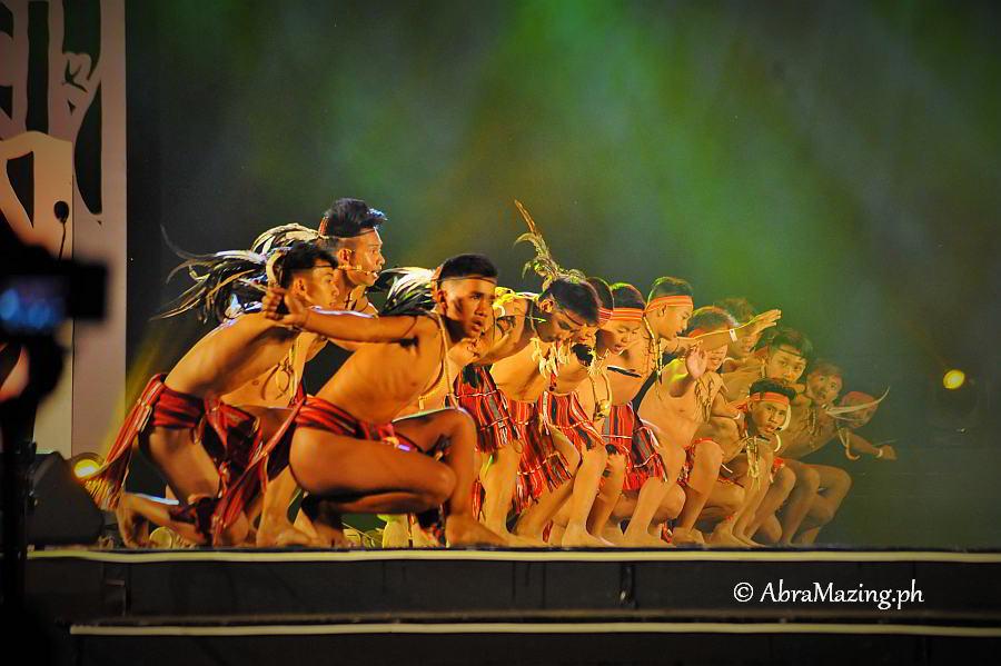 Kawayan Festival 2019 Tribal Dance Photos of Abra 2019