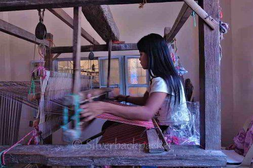 Leilas Abel Loom weaving, bulbulala,abra