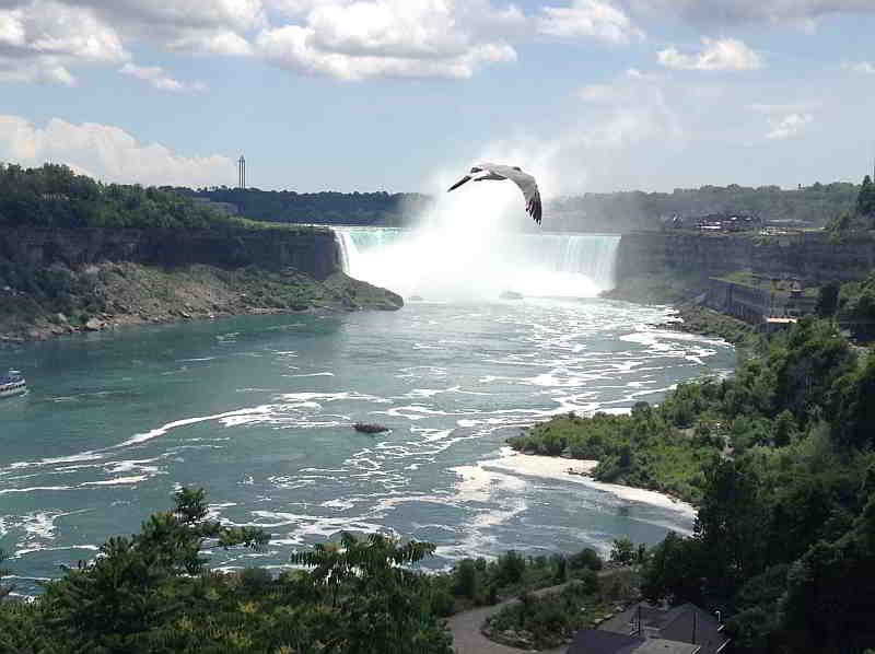 Niagara Falls, Canada looking at Niagara Falls holidays  Places to visit in Canada