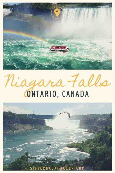 Places to visit in Canada, Niagara Falls, Ontario