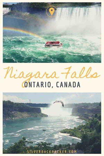 Places to visit in Canada, Niagara Falls, Ontario