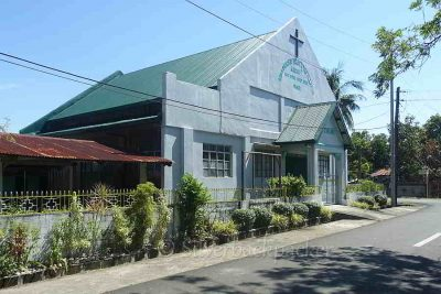 UCCP Church, Poblacion La Paz, Abra