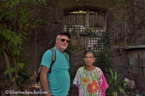 Grand daughter of Mayor Jerimias Bringas Pidigan, Abra, Philippines