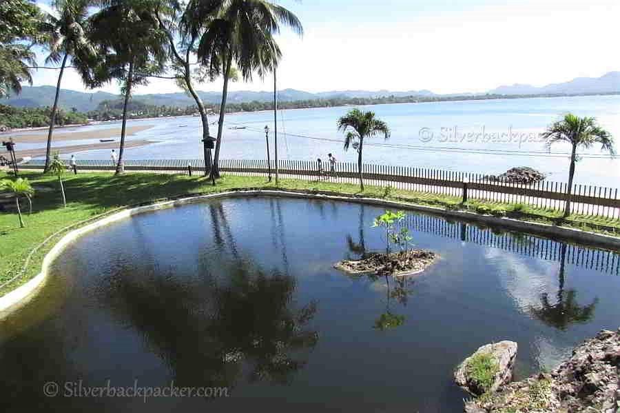 Mi Retiro Rock, Talisay, Dapitan, Zamboanga del Norte