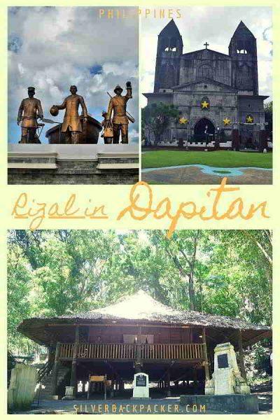 Rizal in Dapitan, Philippines