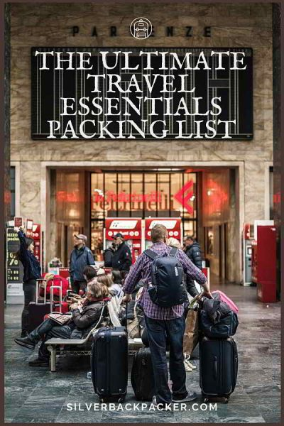 The Ultimate Travel Essentials Packing List