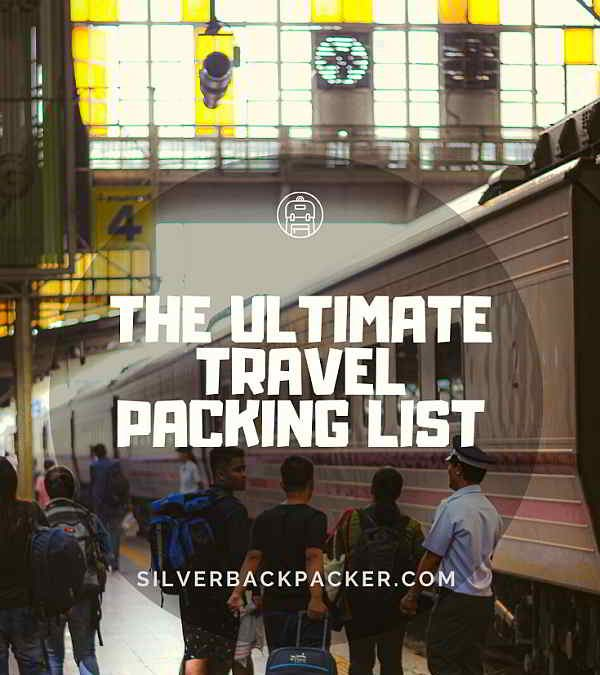 Travel In Comfort With The Ultimate Travel Essentials Packing List