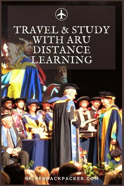 Travel & Study with Anglia Ruskin University Distance Learning