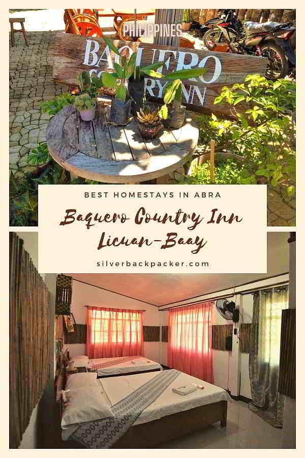 Baquero Country Inn Best Homestays in Abra